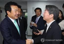 힘 받는 '안철수-손학규-정운찬' 연대 '야권발 제3지대론'