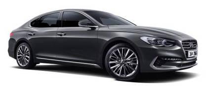 현대차, 그랜저 가솔린 3.3 모델 출시