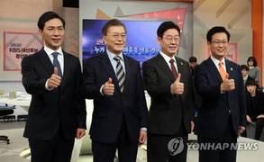 민주-국민, 최대승부처 '호남대첩' 스타트…후속 경선 영향