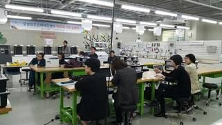 포항창조경제혁신센터, 로봇작동 프로그램 운영