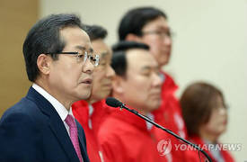 '발끈' 홍준표, '돼지발정제' 잠잠한 이유...사건 관련자 경제 움직이는 사람들 때문?
