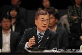 文, '국방안보 1천인 지지선언'으로 '든든한 후보' 부각