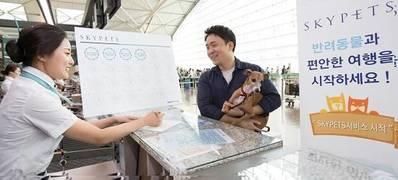 대한항공, 반려동물과 여행하는 '스카이펫츠' 서비스 개시