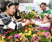 [연중기획-문화가 경제 (54)] '청정원 봉사단'이 일구는 나눔의 밭, 대상그룹
