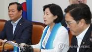 """秋 """"文대통령이 한반도 모범운전…한국당은 운전에 훼방"""""""