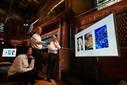 삼성전자, 갤노트8 언팩 '더 프레임'과 갤러리로 꾸민다