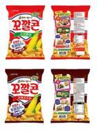 동원F&B, 롯데제과 꼬깔콘과 손잡고 '맛있는 레시피' 제공