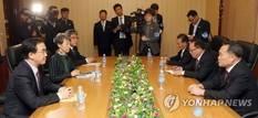 남북고위급회담 南수석대표 조명균·北단장 리선권
