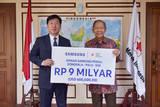 삼성전자, 인도네시아 지진 피해 지역 지원