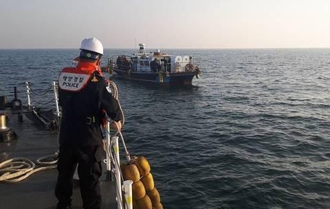 독도 해상서 선원 13명 구조, 어떤 사고인가?