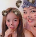 '미운우리새끼' 홍진영, 친언니 홍선영과 '찰칵'…