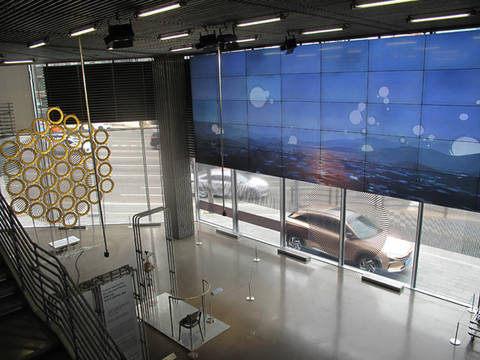 [생생현장] 인간·기술·자연은 훗날 어떻게 어우러질까…현대차가 던진 질문