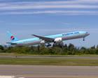 대한항공, 200대째 보잉 항공기 'B777-300ER' 도입