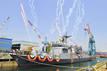 현대중공업, 2600톤급 필리핀 호위함 '호세 리잘함' 진수