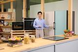 [포토] 삼성전자, 서울국제도서전에서 비스포크 냉장고 전시