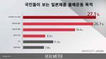 [리얼미터] 日불매운동 목적 '과거침략 사죄'+'경제의존 탈피' 53%