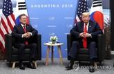 """文대통령, 23일 뉴욕서 한미정상회담 …""""비핵화 협력·동맹 공고화 협의"""""""