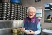 33년째 무료급식소에서 봉사해 온 정희일 할머니 'LG 의인상'