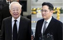 [뉴스텔링] 이재용 재판…손경식 CJ 회장의 입에 쏠린 눈