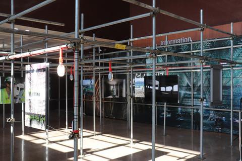 [생생현장] 사람이 있으매 건축도…현대건설 사진전 '건설 is 열정'
