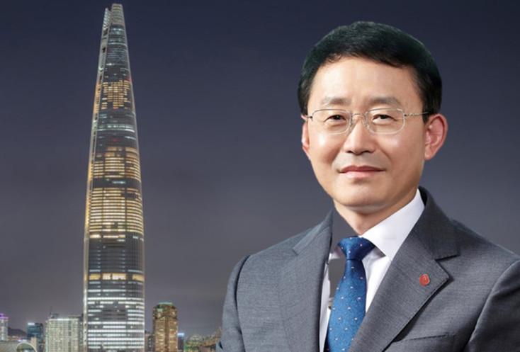 """[핫+CEO] """"게임체인저 되겠다"""" 하석주 롯데건설 사장의 새해 도전"""