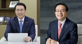 [뉴스텔링] 연임 성공한 신한·우리금융 회장…눈앞의 숙제 '산더미'