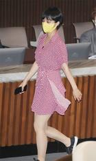 [이슈 핫] 류호정, 분홍 원피스 입고 국회 본회의 참석한 이유
