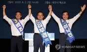 """""""내일 대선이라면""""…野후보 42%, 與후보 41% '초박빙'"""