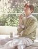 매일유업, 모델 황민현과 '매일두유, Better Me' 캠페인 촬영 진행