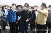 코로나에 달라진 여의도…여야, 서울역·용산역 귀성인사 생략