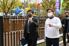 '환경교육도시'로서의 역량 펼치고 있는 수원시