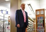 """트럼프, 플로리다주서 사전투표 마쳐…""""트럼프라는 사내 찍었다"""""""