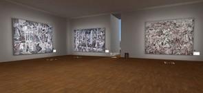[안되면 비대면⑩] 손가락으로 미술관 거닐다…LG전자·KT&G '온라인 전시회' 감상법
