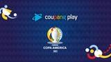 쿠팡플레이, '2021 코파아메리카' 경기 중계 서비스 제공