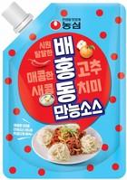 농심, 배홍동비빔면 인기에 '배홍동 만능소스' 출시