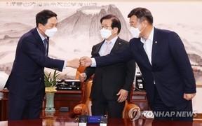 언론중재법 협상 끝내 결렬…본회의 상정 '안갯속'