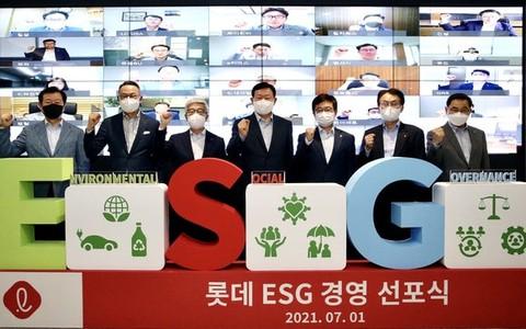 [ESG경영시대㉒] 친환경·상생·조직개편…롯데쇼핑의 '진짜배기' 혁신